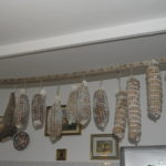 Agriturismo Bocco Aglientu. Gli Antipasti. I salumi.